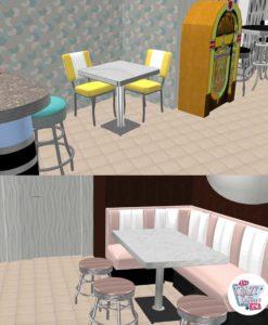 3D ön sipariş planları