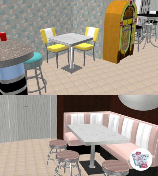 3D planlegger for forhåndsbestilling