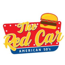 Den røde bilen Madeira