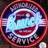 Neon Buick serviceplakat
