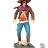 Wild West Mexican Bandit Dekoration