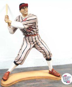 Figur Dekoration Sport Baseball
