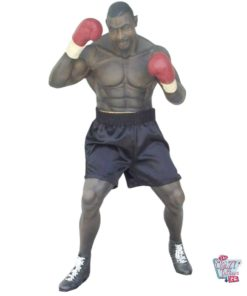Figure Decoration Sports Boxing