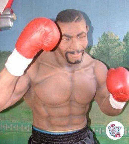 Figura decorazione boxe sportiva