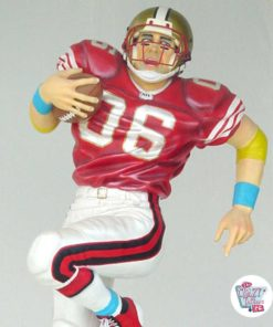 Figur Dekoration Sport American Football