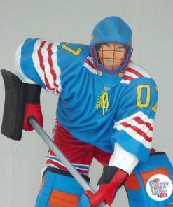 Figur Dekoration Ishockey Sports