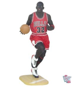 Figure Decoration Sports Player NBA