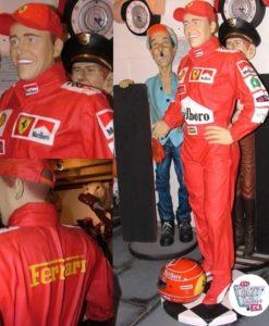 Figur Dekorasjon Sport Pilot F1