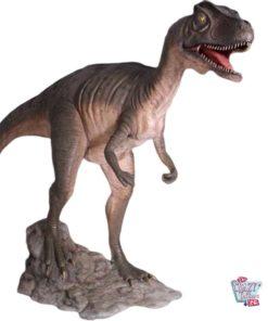 Figura di dinosauro Allosaurus di 182 cm