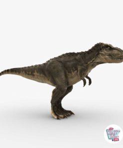 Figura di dinosauro con movimento T-Rex
