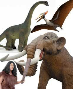 Dinosaurierfiguren