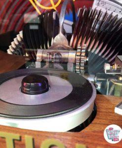 Jukebox Rock-ola CD Bubbler Vinyl 45