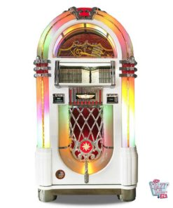 Jukebox Rock-ola CD Bubbler Vinyl 45 Deluxe