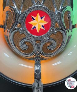 Jukebox Rock-ola CD Bubbler sort gitter