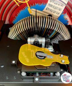 Jukebox Rock-ola CD Bubbler karrusel