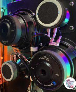 Jukebox Rock-ola CD Bubbler-højttalere