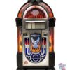 Jukebox Rock-ola CD Harley Davidson Flames