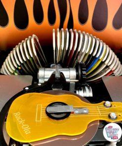 Jukebox Rock-ola CD Harley Davidson Flames Carrousel