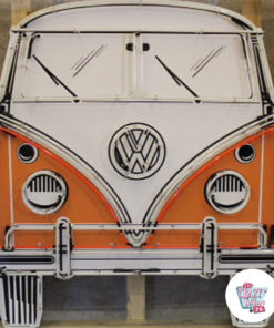 Neon sign VW Bully T1 off