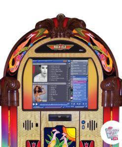 Jukebox Rock-ola Digital påfuglskærm