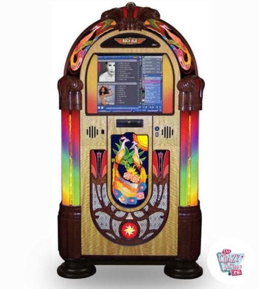 Jukebox Rock-ola Digital påfugl