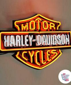 Neon Harley Davidson Sign 84 cm