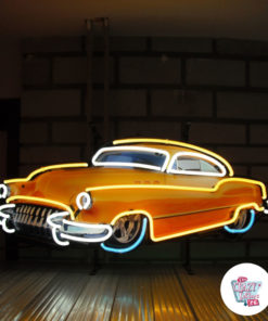Neon LowRider Sign