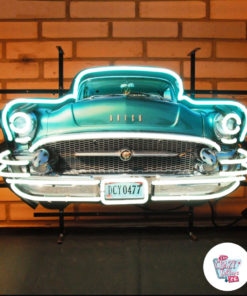 Buick Dia front neon sign