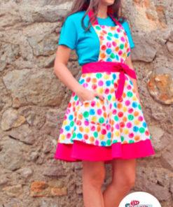 Lollipop Sue Schürze Modell