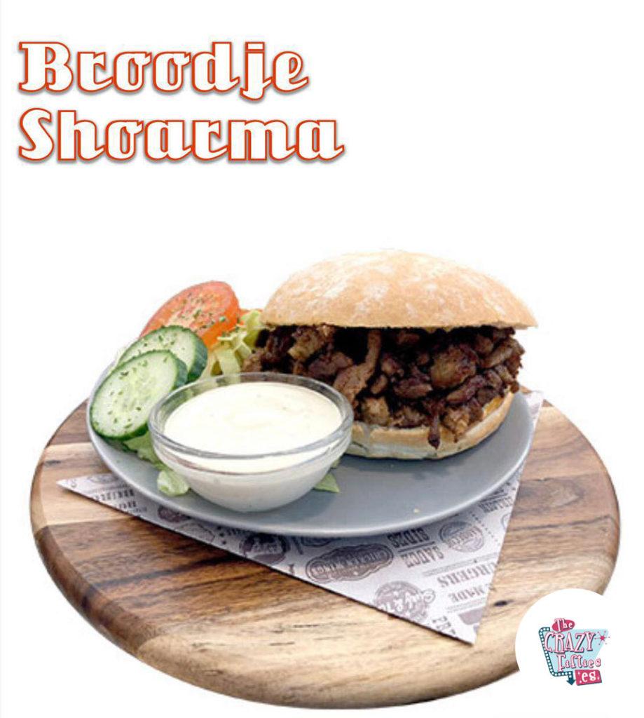 Restaurante Holandés en Torremolinos Broodje Shoarma