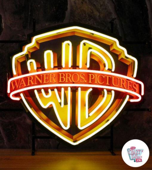 Cartel Neon Warner Bros Pictures on