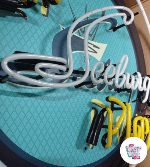 Cartel Neon Let Seeburg play Jukebox off details