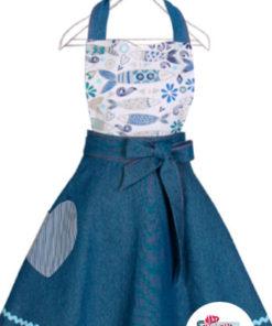 Forkle-Vintage-bluefish-Silvana