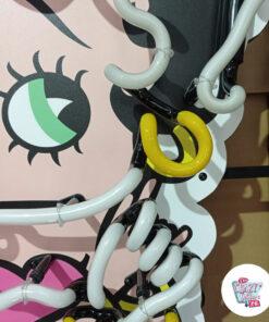 Cartel Neon Betty Boop off earring