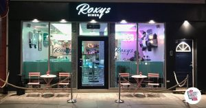 Expansion of Roxy's Diner in Bergen, Norway