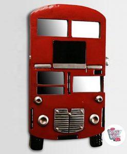 Autobús Inglés Pared F