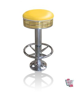 Stool Retro American Diner BS27