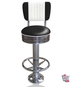 Retro American Diner Hocker BS27CB