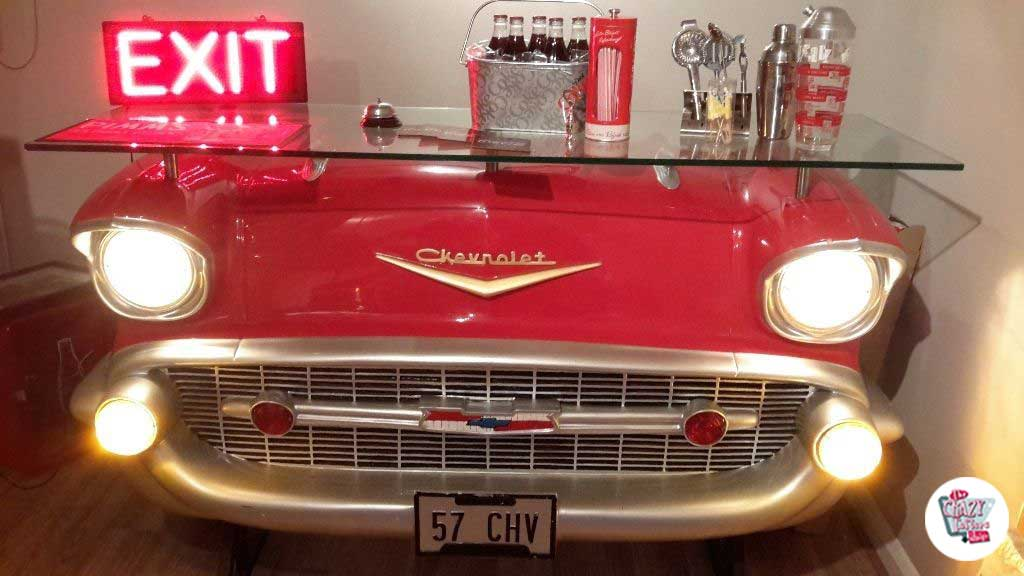 Bar Chevrolet Chevy 57