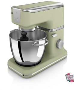 Retro mixer blender med Bowl