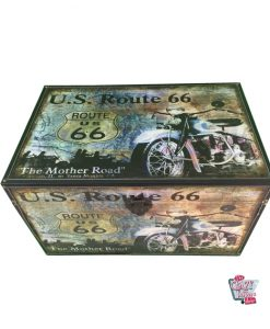 Retro Crates Route 66