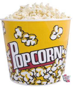 Popcorn skål
