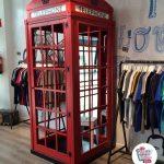 Cabinas telefonicas Inglesas