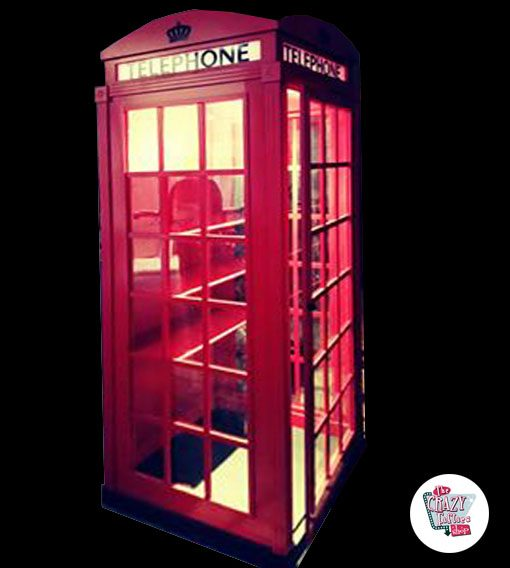 Old English Phoneboxes
