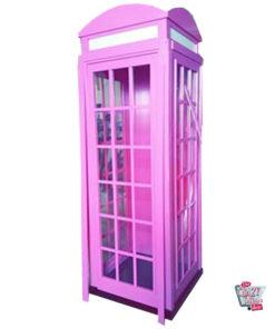 Inglês velho Phoneboxes