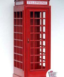 Engelska telefonkiosk