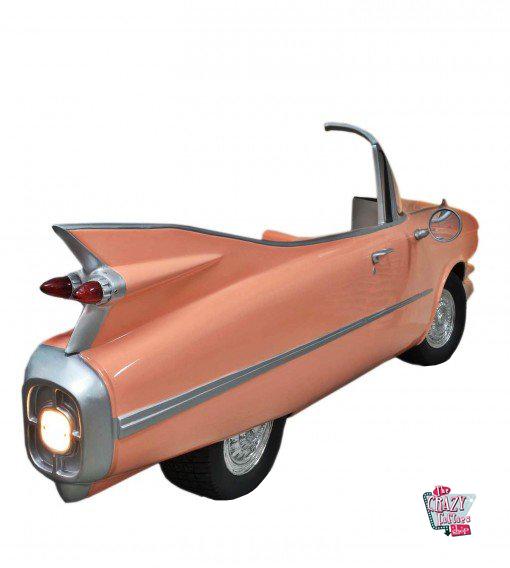 Pink Cadillac Wall