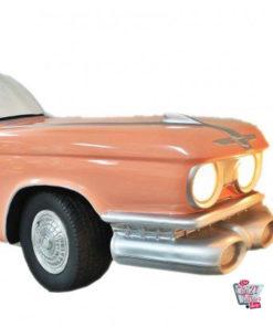 Pink Wall Cadillac
