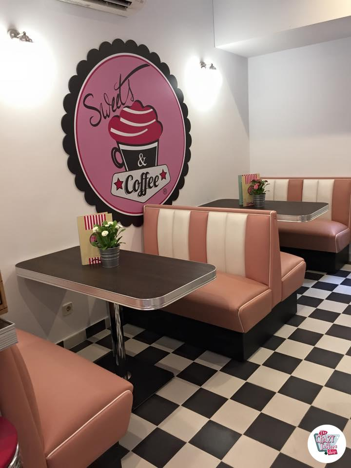 Cafeterias sweets coffee - Estilo vintage decoracion ...