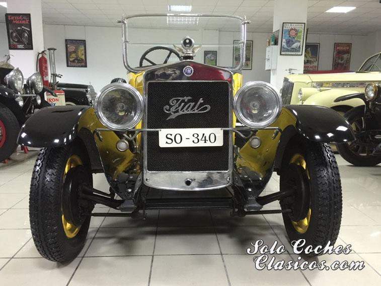 Coche Clásico Fiat 503